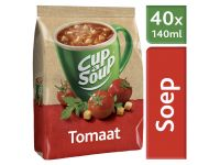 Cup-a-Soup Tbv Automaat Tomaat Zak Met 40 Porties